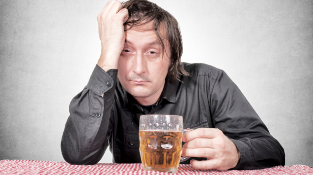 Man gets drunk randomly because his own body brews beer from carbs