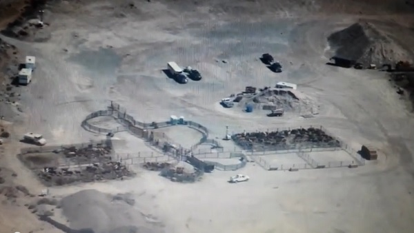 Cows shot from helicopters, mass graves constructed at Bundy Ranch